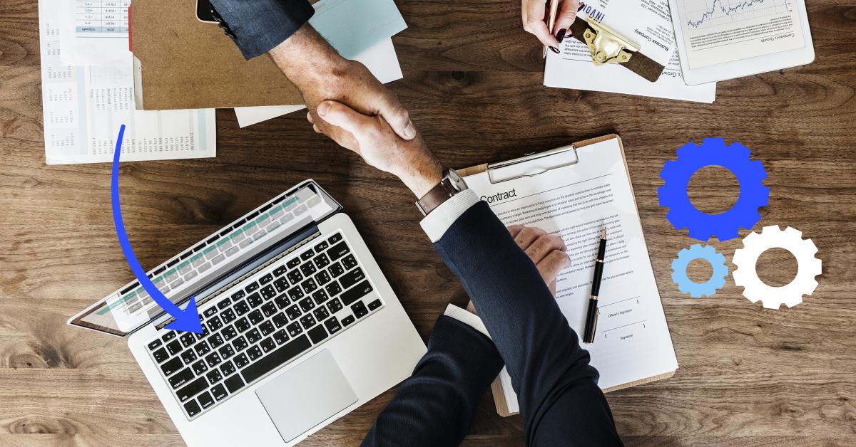 Automatizar procesos contractuales