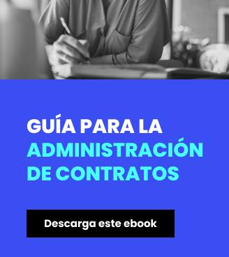 Guía para la administración de contratos-cuadrado