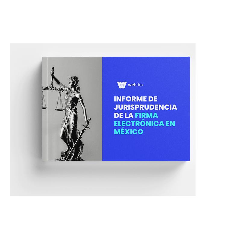jurisprudencia-firma-electronica-simple-y-avanzada-mexico