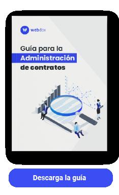 Guía para la administración de contratos-miniatura
