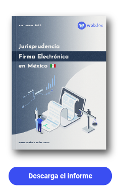 Juriprudencia Firma Electrónica México-Miniatura